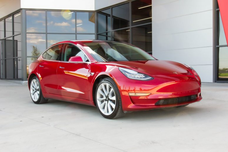 2018 Tesla Model 3 Long Range Dual Motor